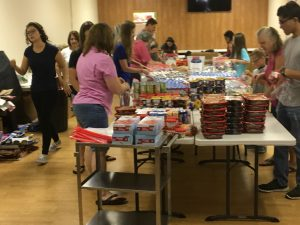 Serving in Mission at Bethel Church