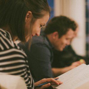Small Group Bible Study at Bethel Church