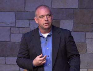 Pastor Mark Roscoe
